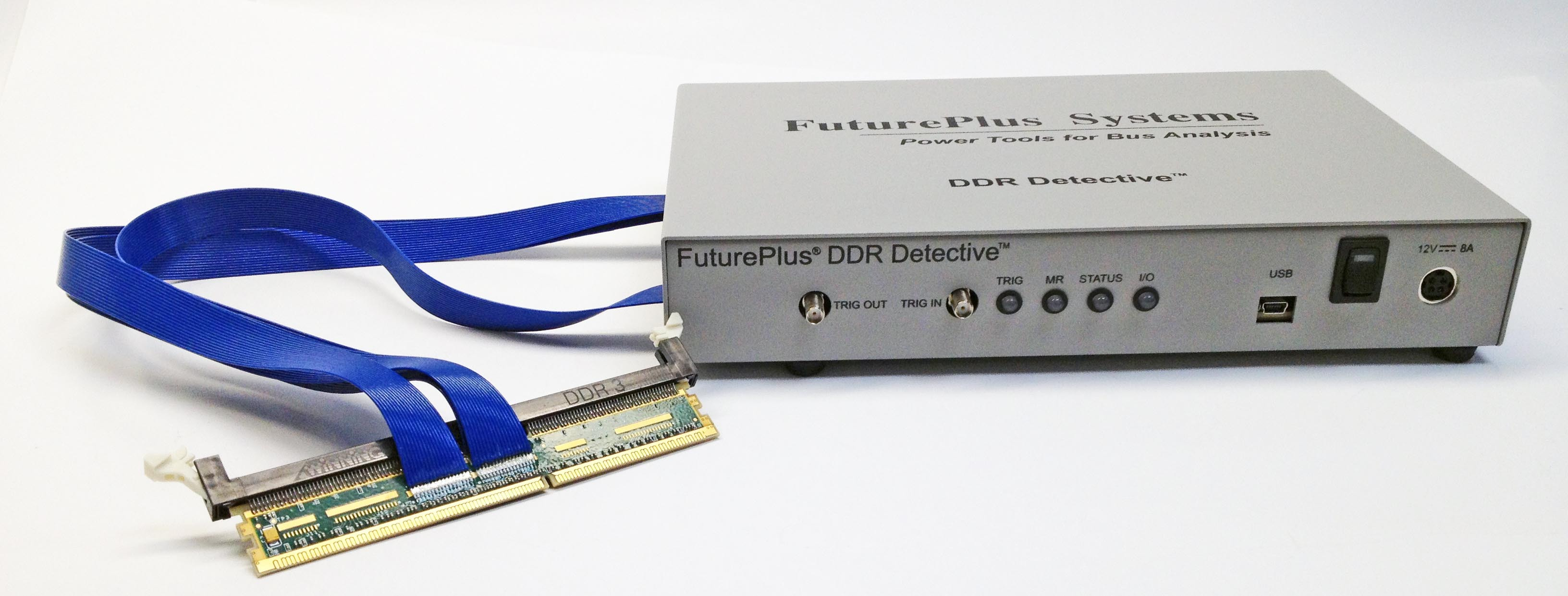 FS2800 DDR Detective from FuturePlus Systems (Photo: Business Wire)