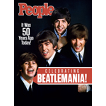 Time Inc.'s 'PEOPLE' Announces Special Collector's Book, Celebrating Beatlemania!: It Was 50 Years Ago Today! (Photo: Business Wire)