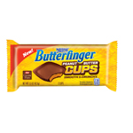 As part of the exciting new launch of BUTTERFINGER(R) Peanut Butter Cups, NFL Hall of Famer Shannon Sharpe will be available to talk about the delicious new crispety, crunchety treats, as well as Nestle's first-ever big game day commercial for Butterfinger Peanut Butter Cups. (Photo: Business Wire)