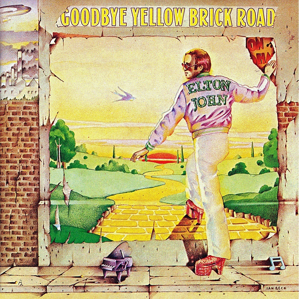Elton John: Goodbye Yellow Brick Road - The Ultimate Reissue out