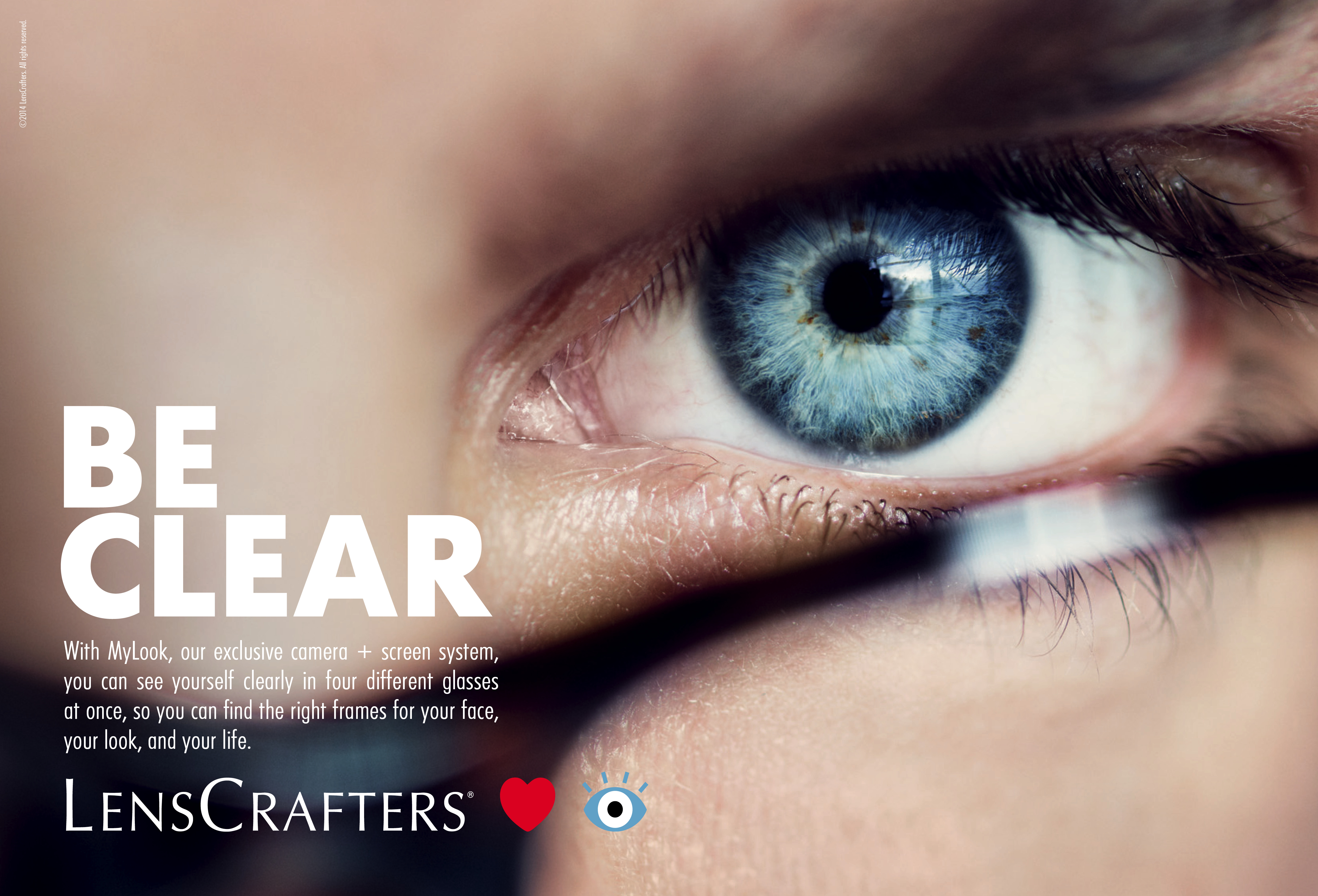 65944d976fb LensCrafters Takes a Stand for Quality Vision Care with Global Advertising  Campaign Launching Sunday
