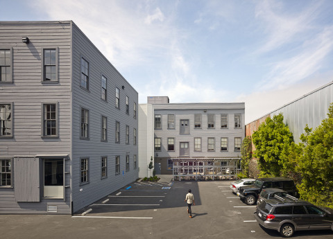 The Pioneer Building in San Francisco's Mission District (Photo: Business Wire)