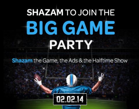 """The Big Game is always one of the most Shazamed shows on TV and this year we have created an amazing experience for both football and music fans,"" said Rich Riley, Shazam CEO. ""Shazam has created an immersive experience around all aspects of the broadcast including the ability to recognize, replay and share all of the amazing ads or go back and see last year's favorites."" (Photo: Business Wire)"