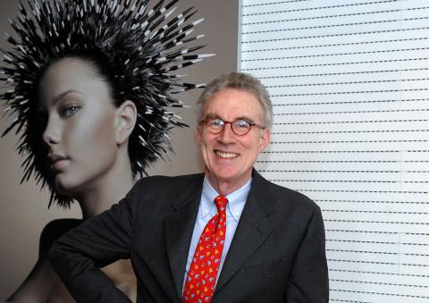Karel van Lelyveld, the new CEO of the Sisvel Group. (Photo: Business Wire)