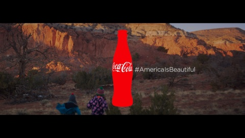 """It's Beautiful"" from Coca-Cola (Photo: Business Wire)"