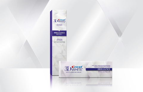 Crest 3D White® Introduces Innovative Brilliance Collection (Photo: Business Wire)