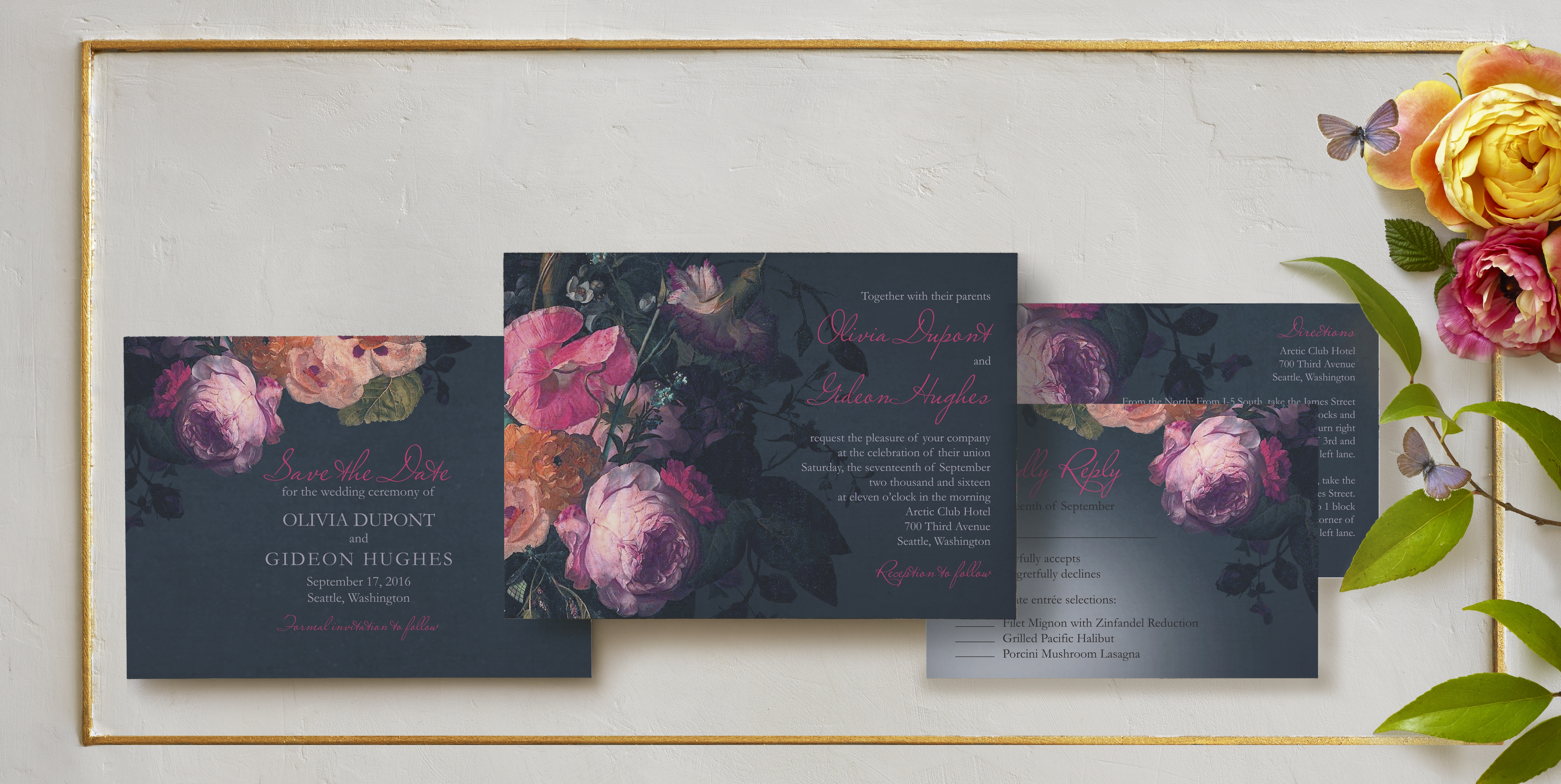 Wedding Paper Divas Unveils Exclusive Stationery Collection From Bridal Designer Claire Pettibone Business Wire