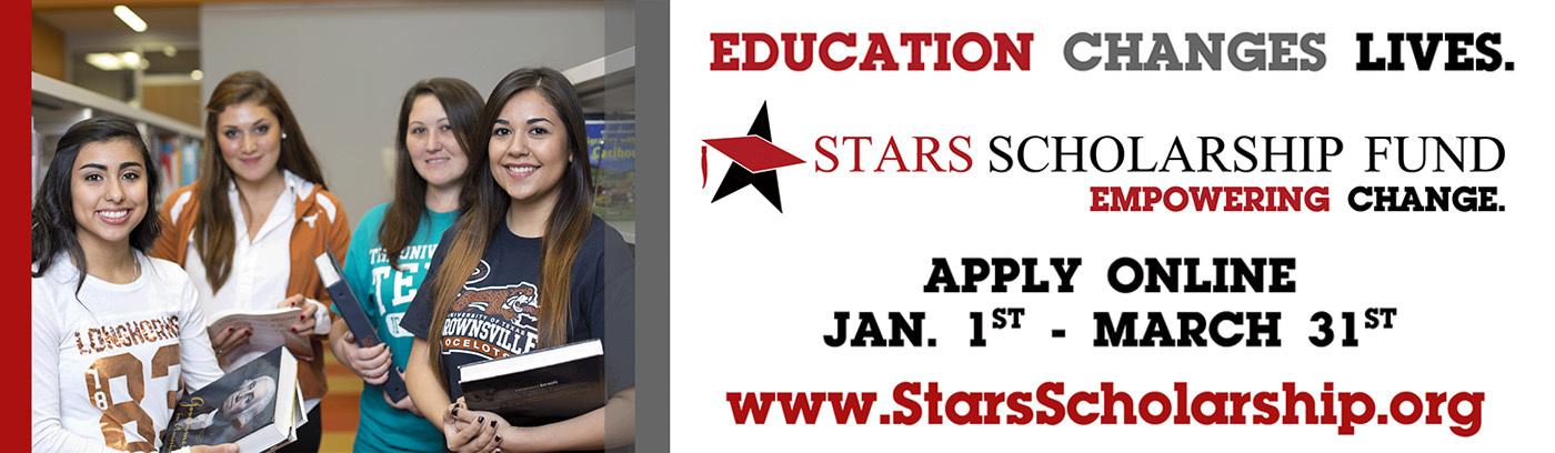 Stars Scholarship Fund billboards running in El Paso, TX (Photo: Business Wire)