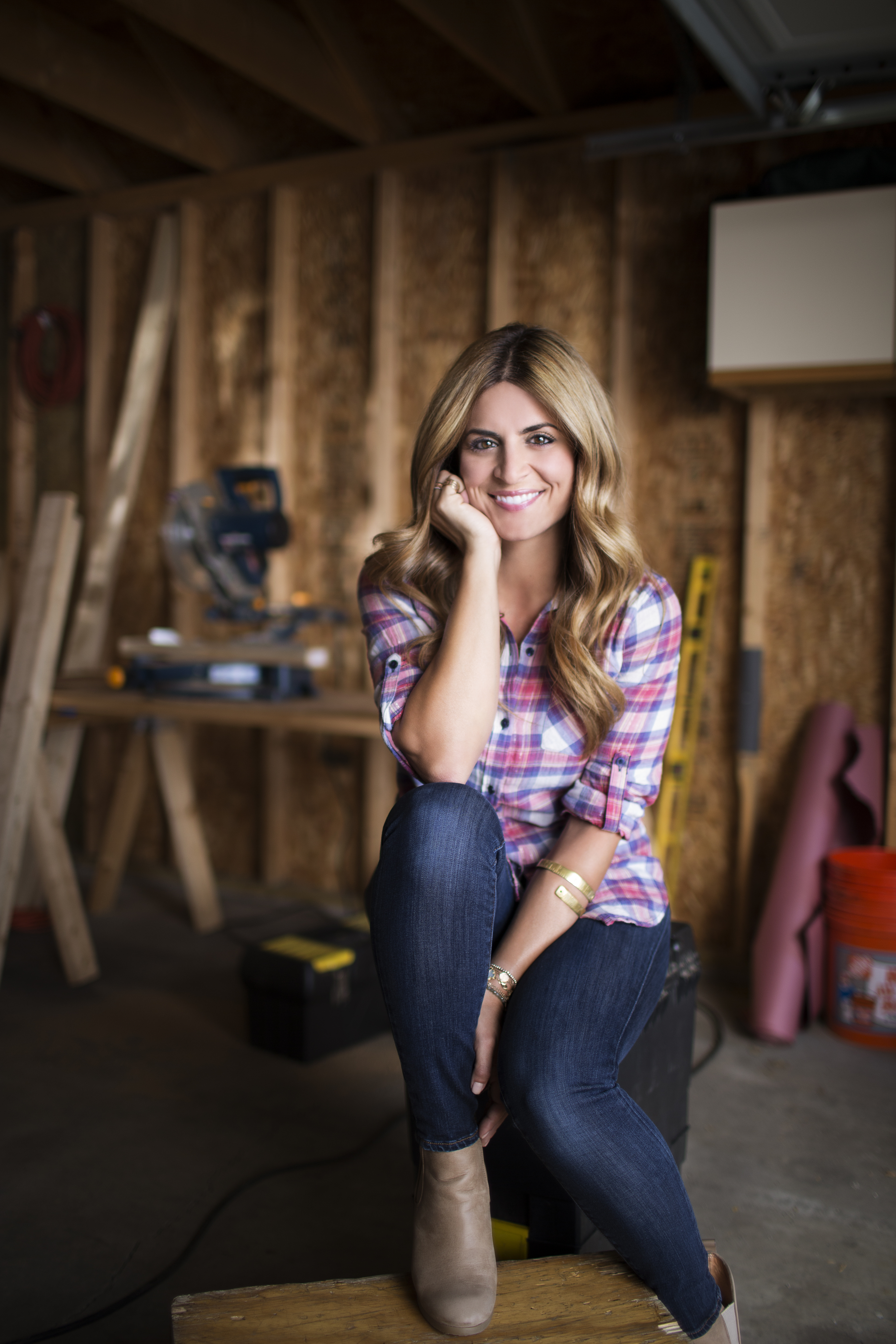 "Alison Victoria, host of DIY Network's ""Kitchen Crashers,"" will meet attendees of the Kitchen and Bath Industry Show and the International Builders Show, Feb. 4-6 in Las Vegas. (Photo: Business Wire)"