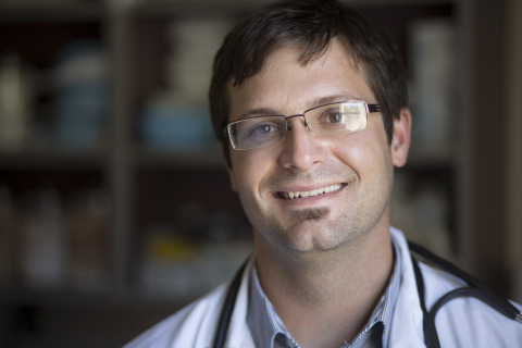 Nicholas Box, Physician Assistant NHSC Member, Loan Repayment Program (Photo: NHSC)
