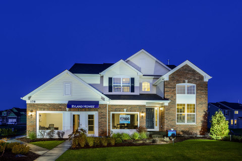 The Sonatas by Ryland Homes in Woodstock, IL (Photo: Business Wire)
