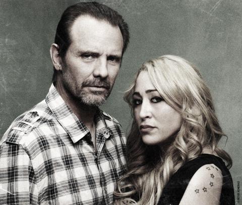 Michael Biehn and Jennifer Blanc Biehn (Photo: Business Wire)