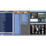 Mutualink screen shot displays securely shared video and the dozens of agencies maintaining situational awareness during Super Bowl XLVIII (Photo: Business Wire)
