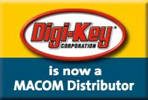 MACOM to Distribute Through Digi-Key (Photo: Business Wire)