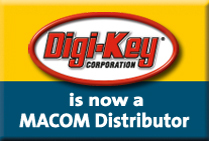 MACOM to Distribute Through Digi-Key (Photo: Business Wire)