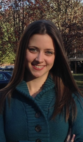 "Erin Caron, a graduate of Boston University, from Taunton, Mass. was a winner of the ""It Pays to Rep ..."
