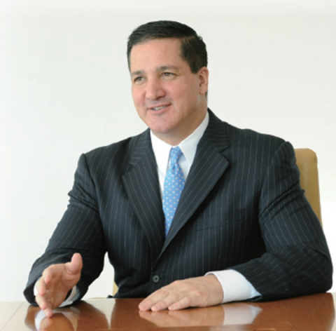 Brian F. Prince, Chief Executive Officer of ORIX USA Corporation (Photo: Business Wire)
