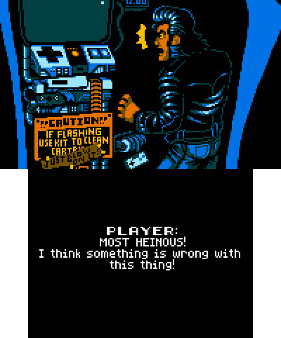 Retro City Rampage: DX Screenshot (Photo: Business Wire)