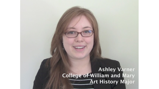 2013 winner Ashley Varner describes her experience participating, and winning, the inaugural Take Flight with PR video contest.
