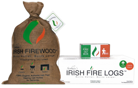 Siobhan's Irish Fire Products (Photo: Business Wire)