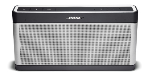 Bose SoundLink Bluetooth speaker III (Photo: Business Wire)