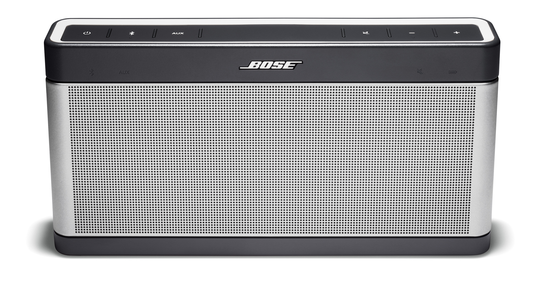 Bose SoundLink Bluetooth speaker III (Photo: Business Wire)