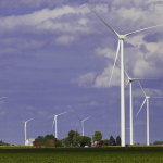The Blue Creek Wind Farm in Ohio, owned and operated by Iberdrola Renewables (Photo: Business Wire)