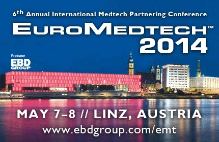EuroMedtech™ 2014 (Graphic: Business Wire)
