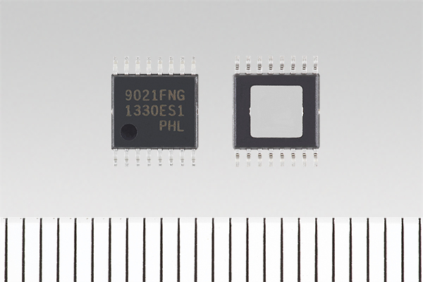 """Toshiba: """"TB9021FNG"""", a low stand-by current regulator for automotive applications (Photo: Business Wire)"""