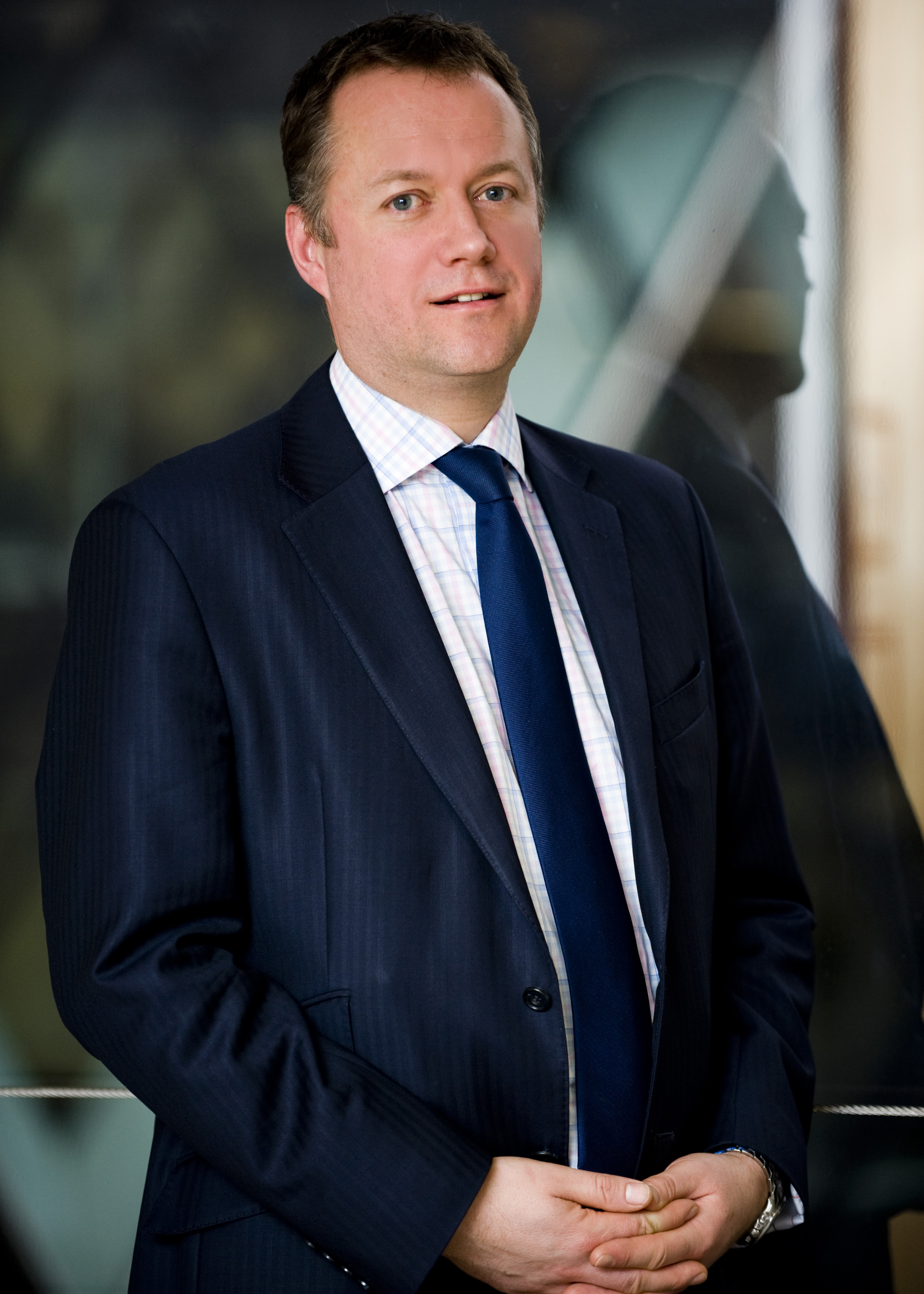 Nick Lee, Head of Client Management UK & Ireland, ACE (Photo: Business Wire)