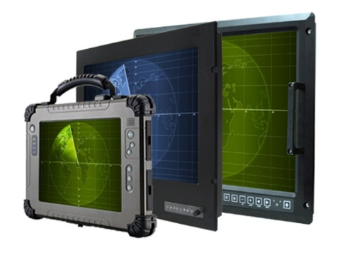 Military Rugged Display Monitor, Computer and Tablet PC with Accelerated Stress Testing (Photo: Busi ...