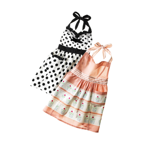 Shop Macy's and macys.com for a variety of lovable gifts this Valentine's Day; Martha Stewart Collection Aprons $21.99 (Photo: Business Wire)