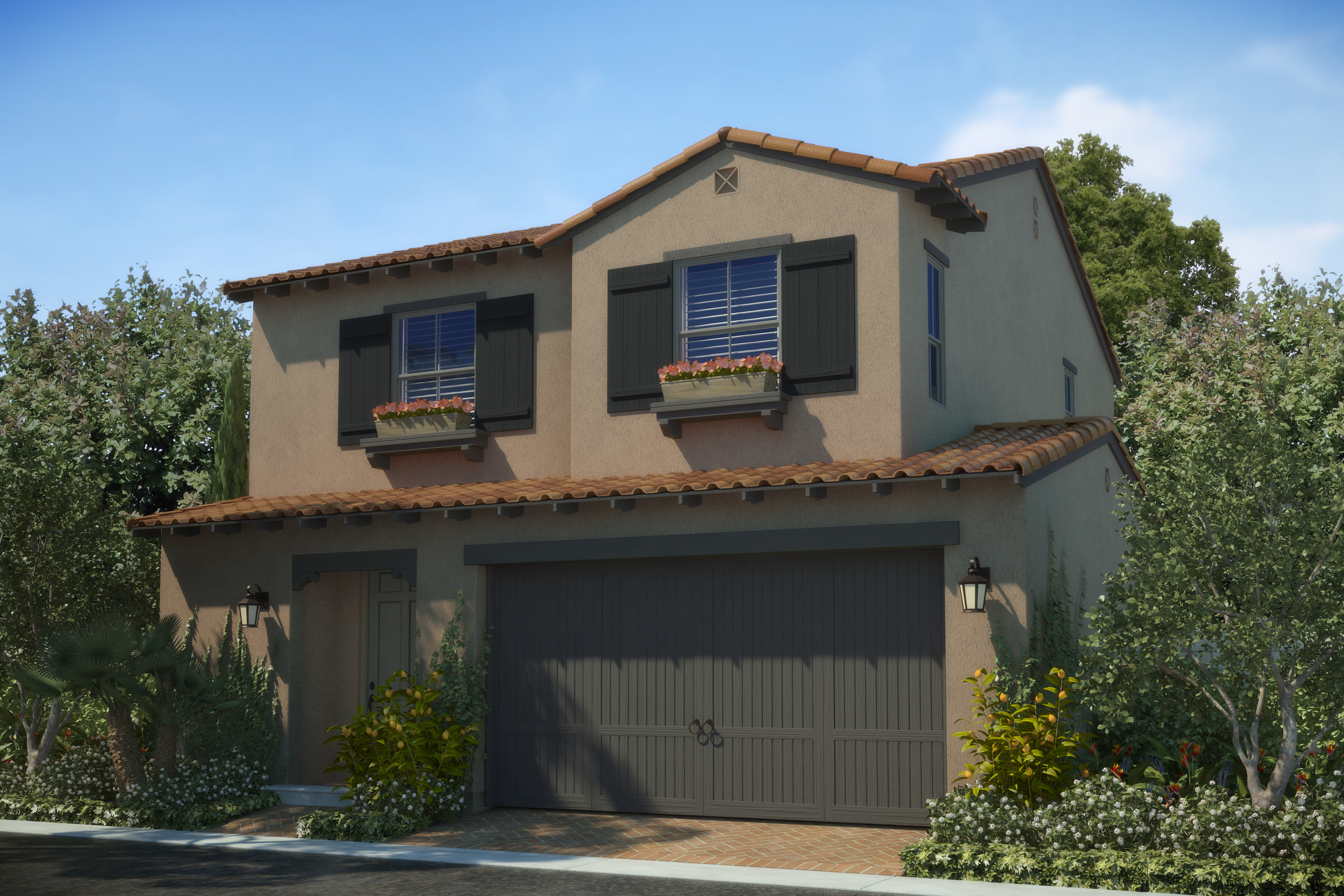 Jasmine home at Cypress Village: offering homeshoppers the next generation of innovative home designs by Irvine Pacific (Photo: Business Wire)