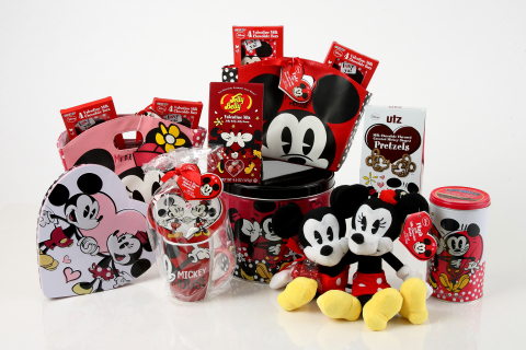 "Mickey and Minnie ""So Sweet"" Collection available at Target (Photo: Business Wire)"