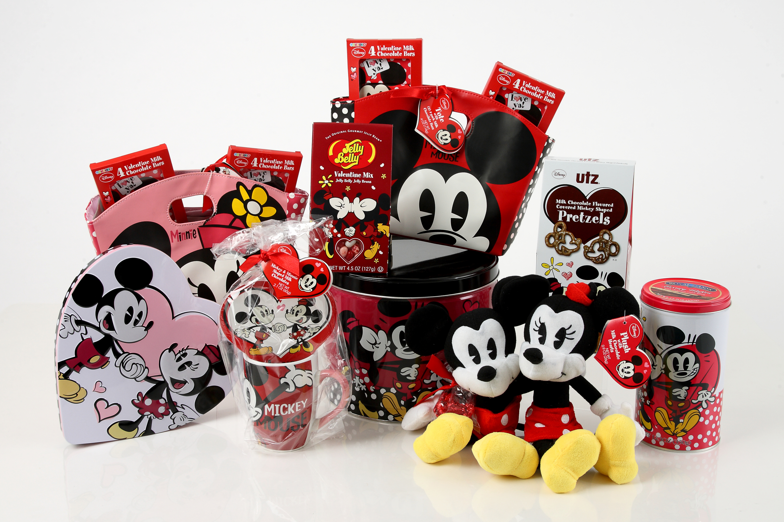 """Mickey and Minnie """"So Sweet"""" Collection available at Target (Photo: Business Wire)"""