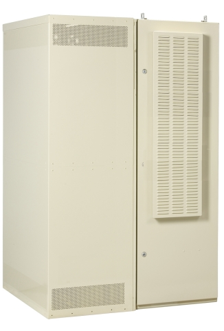 CommScope Outdoor Fuel Cell Cabinet (Photo: Business Wire)
