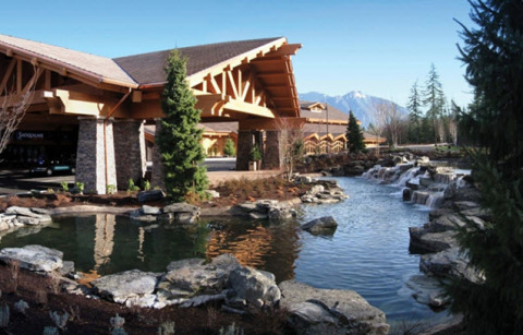 CIT served as Joint Lead Arranger in a $310 million senior secured credit facility for the Snoqualmie Casino near Seattle. (Photo: Business Wire)