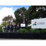 Rick Beasley of CareerSource South Florida at today's brand launch news conference (Photo: Business Wire)
