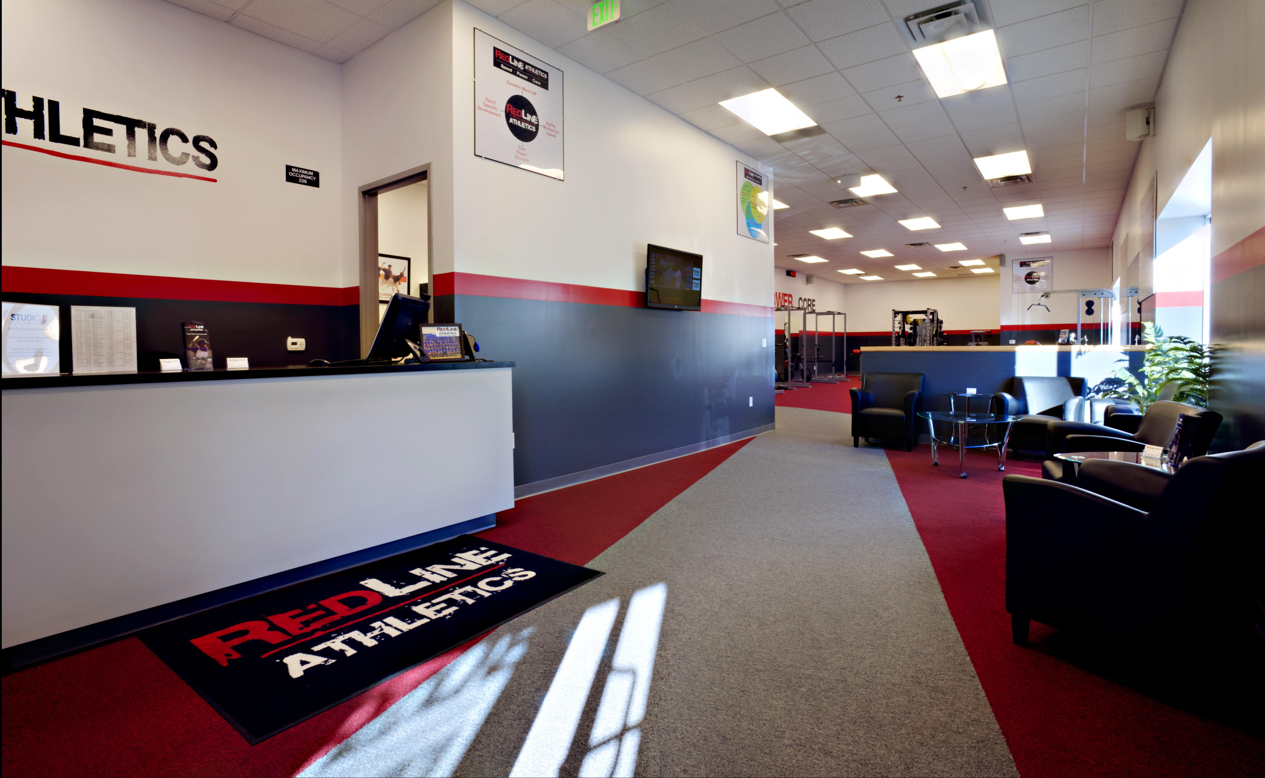 RedLine Athletics (Photo: Business Wire)