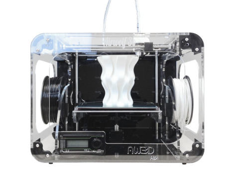 The Airwolf 3D Model AW3D HD is the fastest, most accurate 3D printer available for under $3,000. Easy to use, the high-performance printer is fully autonomous, so no link-up to a computer is required. It is ideal for rapid prototyping within cutting-edge robotics, automation and assembly technologies. (Photo: Business Wire)
