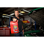 Richard Rawlings of Gas Monkey Garage teams with Havoline. (Photo: Business Wire)