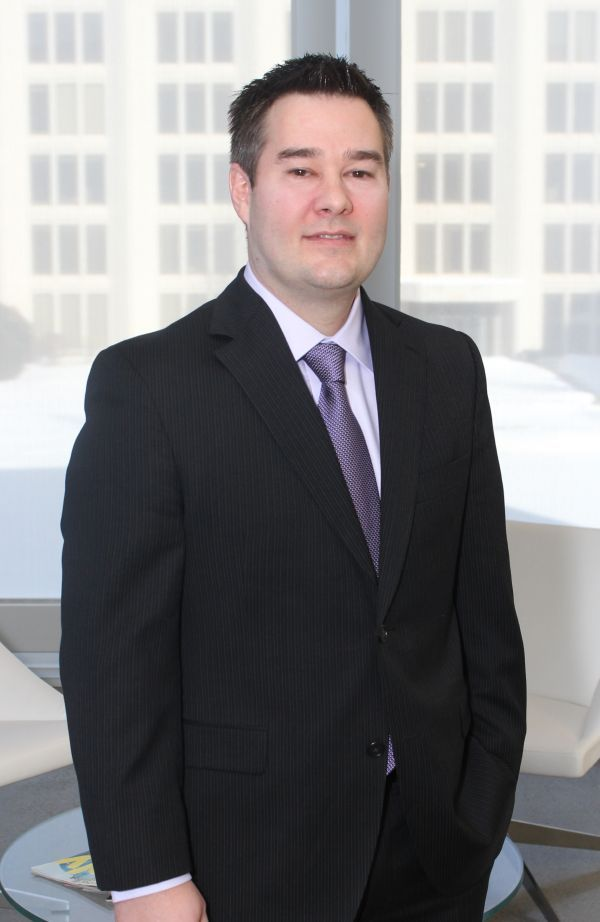 Matthew Beverly Becomes Vice President, Director of Investments - East Region (Photo: Business Wire)