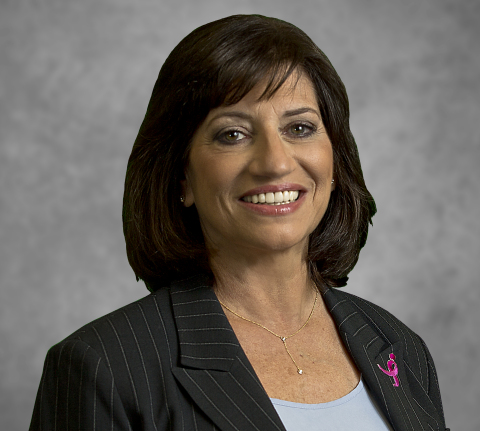 Komen President and CEO Judith A. Salerno, M.D., M.S. (Photo: Business Wire)