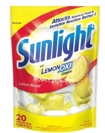Sunlight(R) LemonOxi(R) Complex Single Dose Power Pacs Voted #1 Product of the Year (Photo: Business Wire)