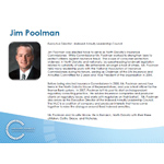 Spokesperson: Retirement and insurance regulation expert, Jim Poolman, is available for media interviews and speaking engagements