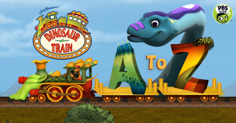PBS KIDS has launched the ultimate dinosaur app: Dinosaur Train A to Z, available on iPad, iPhone and iPod touch. (Graphic: Business Wire)