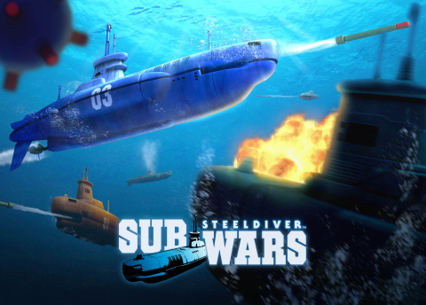 Steel Diver: Sub Wars image (Photo: Business Wire)