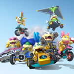 Mario Kart 8 image (Photo: Business Wire)