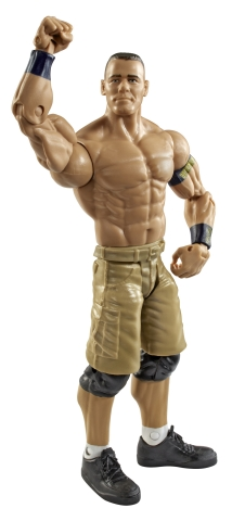 WWE(R) Figure Assortment Signature Series Mix (Photo: Business Wire)