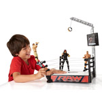 WWE(R) Super Strikers Turnbuckle Takedown Ring (Photo: Business Wire)